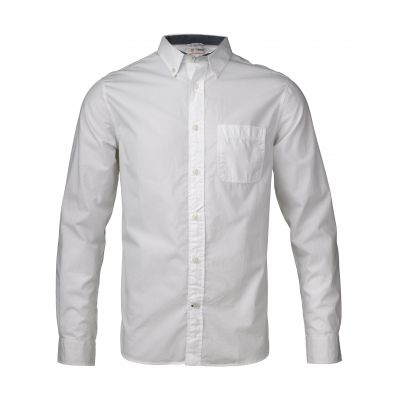 Skjorta med button down krage